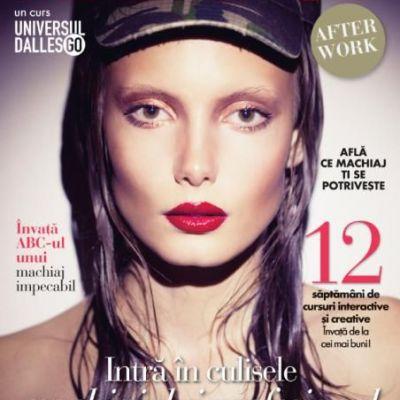 Castiga un curs de make-up pentru incepatori la Universul Dalles Go. Concursul s-a incheiat