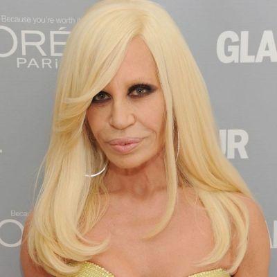 Femei in CTRL: Donatella Versace - drogata in tinerete, azi designer de top