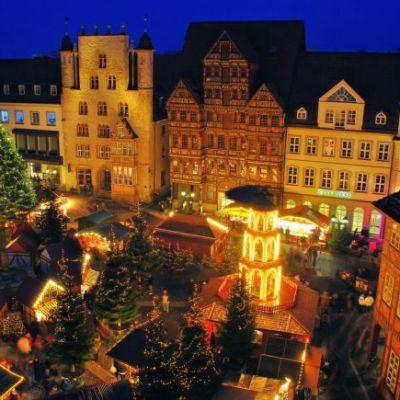 10 Cele mai cunoscute targuri de Craciun din Europa: Uite care sunt orasele unde traditia se pastreaza de mai bine de 700 de ani