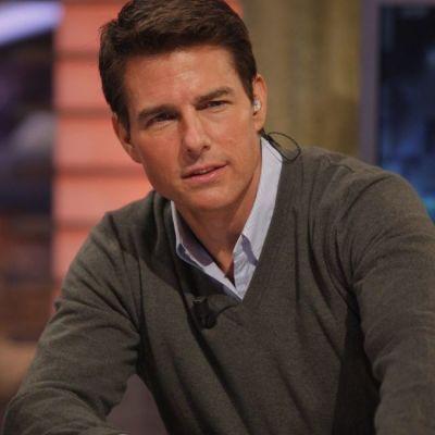 Tom Cruise are o noua iubita? Cine e misterioasa blonda cu care l-au surprins paparazzi in Suedia