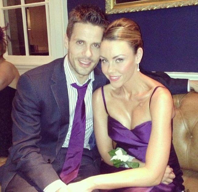 Michelle hanley wedding