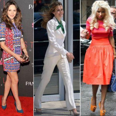 Care sunt tendintele in materie de moda in 2013. Sfaturi de la designerul Mihaela Drafta