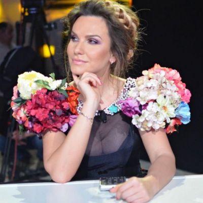 Cu machiaj e una dintre cele mai sexy femei din Romania. Cat de diferita este Anna Lesko atunci cand nu e machiata si coafata