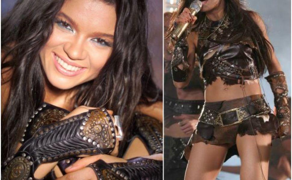 Ti-o mai amintesti pe Ruslana, castigatoarea Eurovisionului din 2004? Vezi cum arata acum, la 40 de ani
