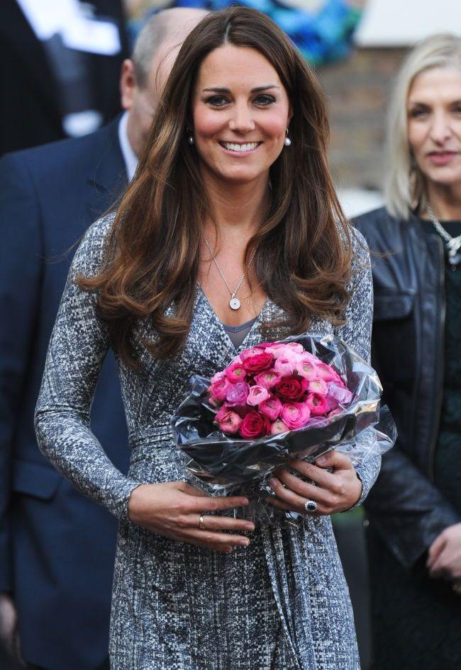 Ducesa de Cambridge, la cea mai recenta iesire publica. Cum arata primele imagini cu burtica regala