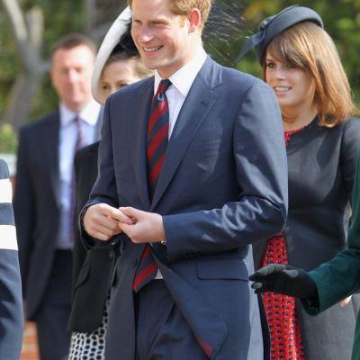 Printul Harry, surprins de paparazzi cu noua sa iubita. Cum arata femeia care l-a scos de pe piata celor mai ravniti burlaci britanici