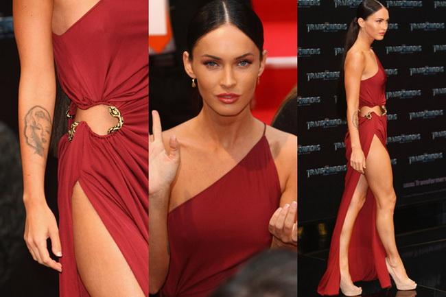 Stil de vedeta: Megan Fox, femeia care reuseste sa fie ...