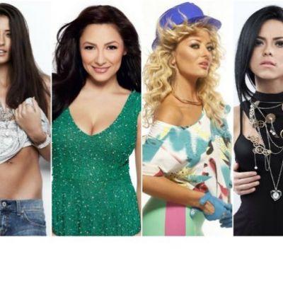 Antonia, Andra, Delia si Inna se mandresc cu mamele lor. Vezi cat de frumoase sunt si cat de mult seamana cu fiicele