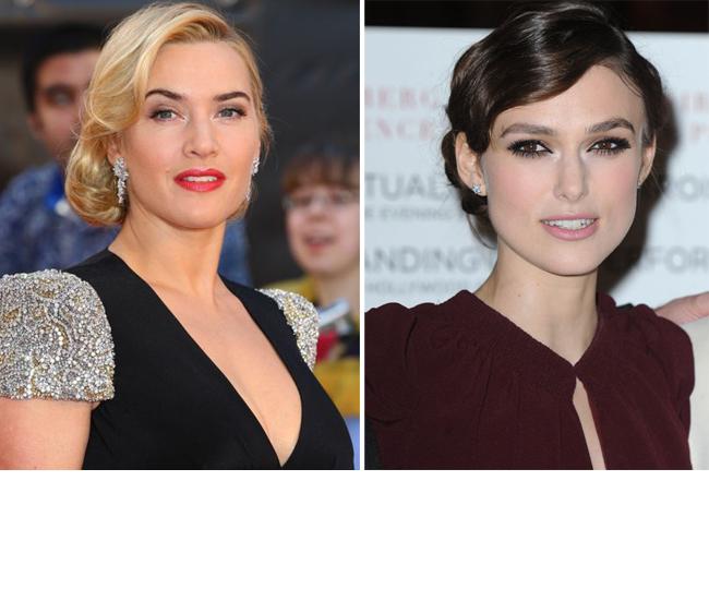 Make-up artistul lui Kate Winslet si Keira Knightley face furori pe Internet cu un filmulet in care invata femeile in varsta cum sa se machieze