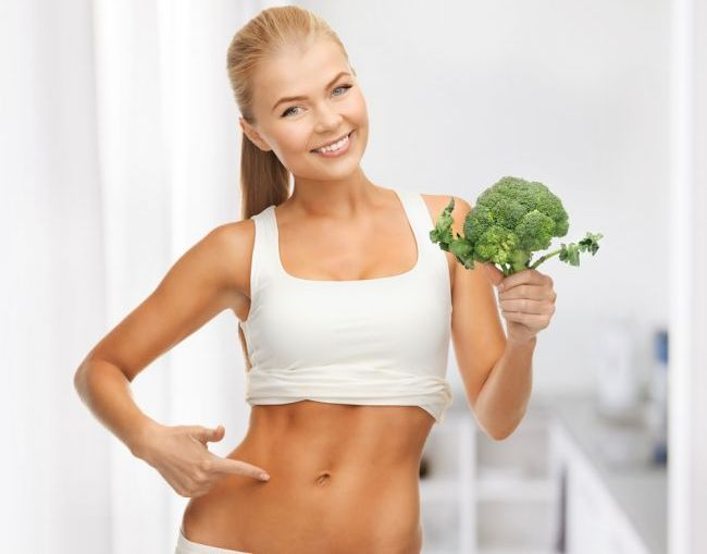 Dieta eficienta pentru un abdomen cu patratele