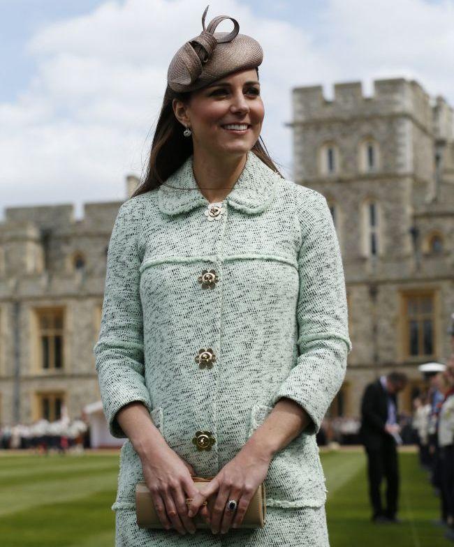 O gravida ca oricare alta sau nu? La ce fel ciudat de mancare pofteste Kate Middleton de cand este insarcinata