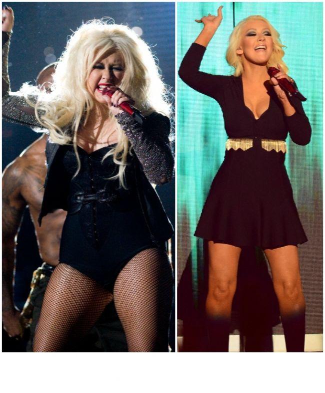 Secretul din spatele slabirii ei spectaculoase. Cum a reusit Christina Aguilera sa dea in sfarsit jos kilogramele in plus