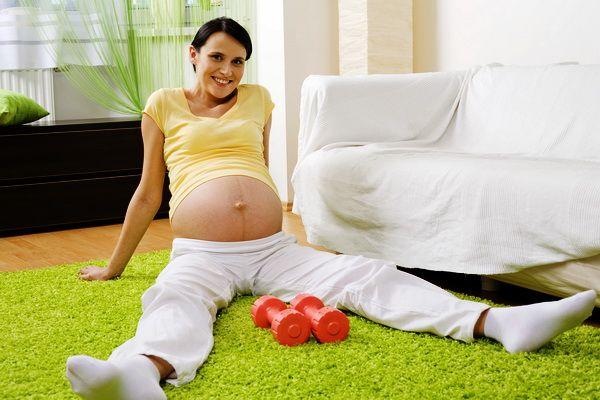 Fii o mamica tonica! Afla ce exercitii poti face in timpul sarcinii