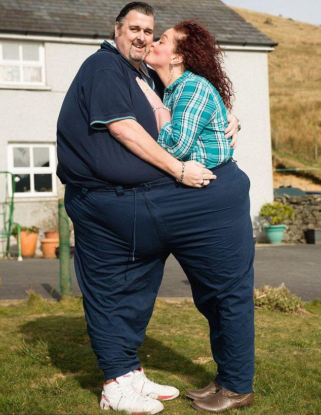 au vrut sa se casatoreasca si sa arate perfect povestea emotionanta a unui cuplu de obezi care. Black Bedroom Furniture Sets. Home Design Ideas