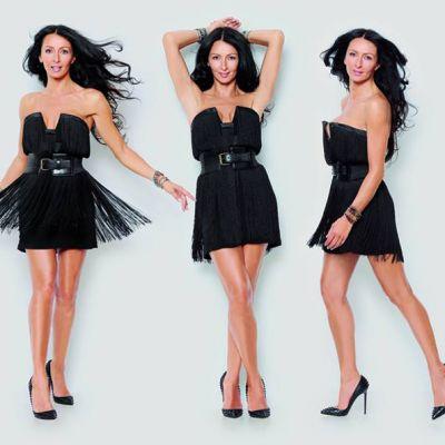 Mihaela Radulescu, pentru prima data in postura de designer. Cum arata hainele care poarta semnatura vedetei