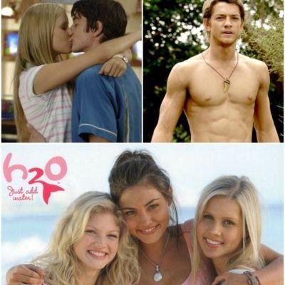 Il mai stii pe Ash, iubitul sirenei Emma din  H2O: Just add water ? Cat e de schimbat actorul