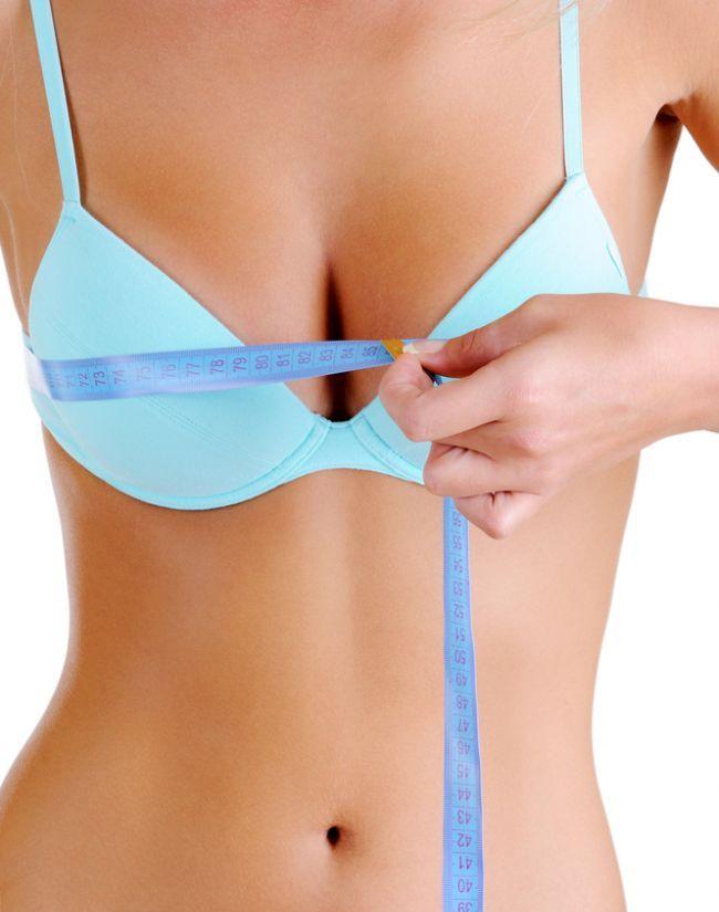 Как можно увеличить грудь упражнениями
