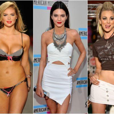 8 vedete care adora sa se pozeze topless si sa posteze imaginile pe retelele de socializare