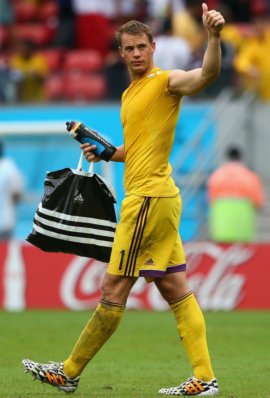 Cei mai sexy jucatori de la Campionatul Mondial de Fotbal ...