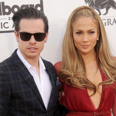 Cu ea a inlocuit-o pe J.Lo? Cum arata blonda sexy cu care a fost surprins Casper Smart