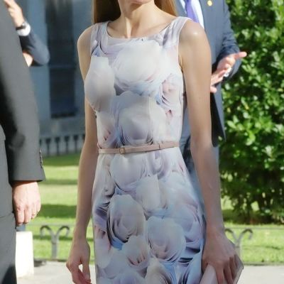 Primul selfie regal. Letizia a Spaniei uimeste inca o data cu un gest neobisnuit pentru o regina. Cum arata intr-o zi normala
