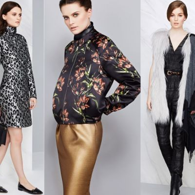 Noua colectie Marks  Spencer pentru toamna/iarna - minimalista si eleganta, in nuante pastelate si tonuri neutre si gri