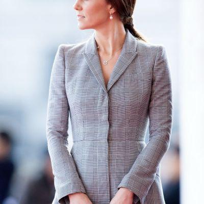 Prima aparitie a Ducesei dupa anuntul ca este insarcinata. Cat de frumoasa si indrazneata a fost Kate si cum arata burtica ei