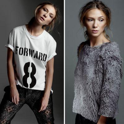 Adela Popescu a lansat o noua colectie vestimentara. Cum arat hainele create de ea