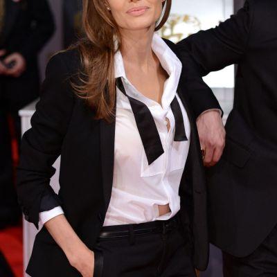 Angelina Jolie, la prima aparitie dupa accidentul rutier in care a fost implicata. Cum a aratat vedeta