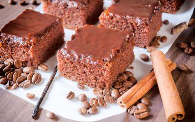 Negrese cu crema de ciocolata - cea mai simpla si delicioasa reteta, cu doar 4 ingrediente