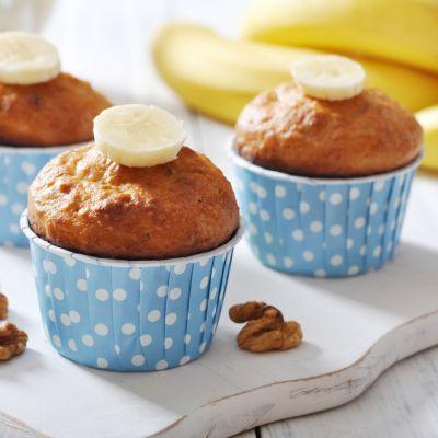 Reteta de prajitura cu banane la cuptorul cu microunde. Se prepara in 5 minute