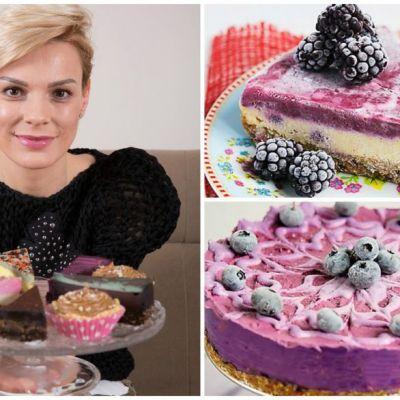 Anca Alungulesei, femeia care ii convinge pe bucuresteni sa renunte la dulciurile clasice pentru cele raw-vegane