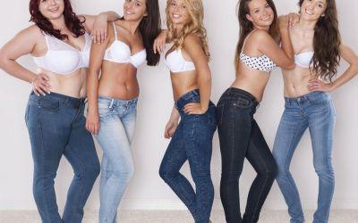 Ce model de blugi ti se potriveste in functie de forma corpului