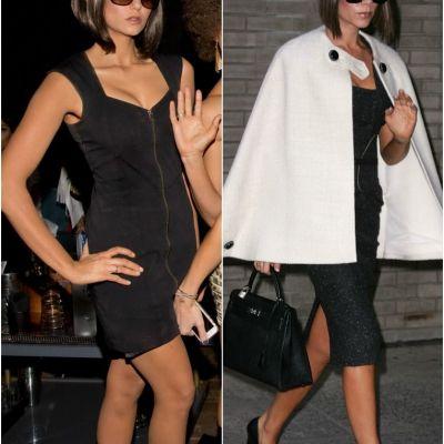 Nina Dobrev, mai  posh  ca niciodata. Cat de sexy arata costumata in...Victoria Beckham