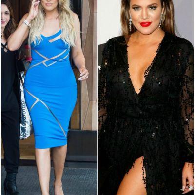 Pozele care demonstreaza ca Khloe Kardashian poate fi considerata cea mai hot dintre surorile Kardashian - Jenner