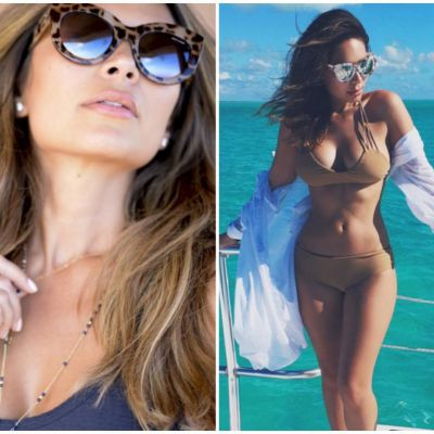 E combinatia perfecta intre Kim, J.Lo si Nicole Scherzinger. Tanara care a cucerit Internetul cu look-ul sau sexy