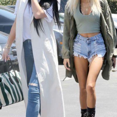 Daca ea ti se pare sexy, trebuie sa le vezi pe prietenele ei! Faceti cunostinta cu fetele din gasca lui Kylie Jenner