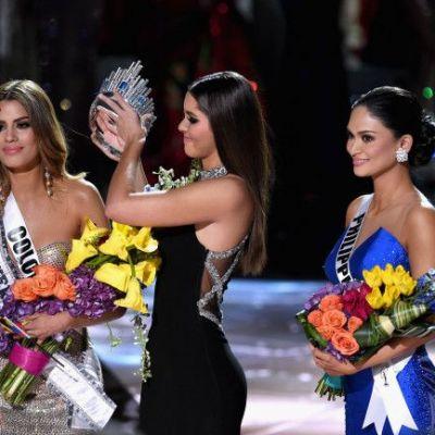 Miss Columbia, careia i s-a  luat  titlul Miss Univers, selfie-uri incendiare pe Instagram.Cum arata corpul ei voluptos