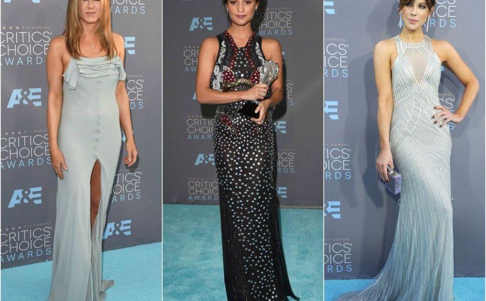 Critics  Choice Awards 2016: Cum s-au imbracat vedetele tale preferate pe covorul rosu