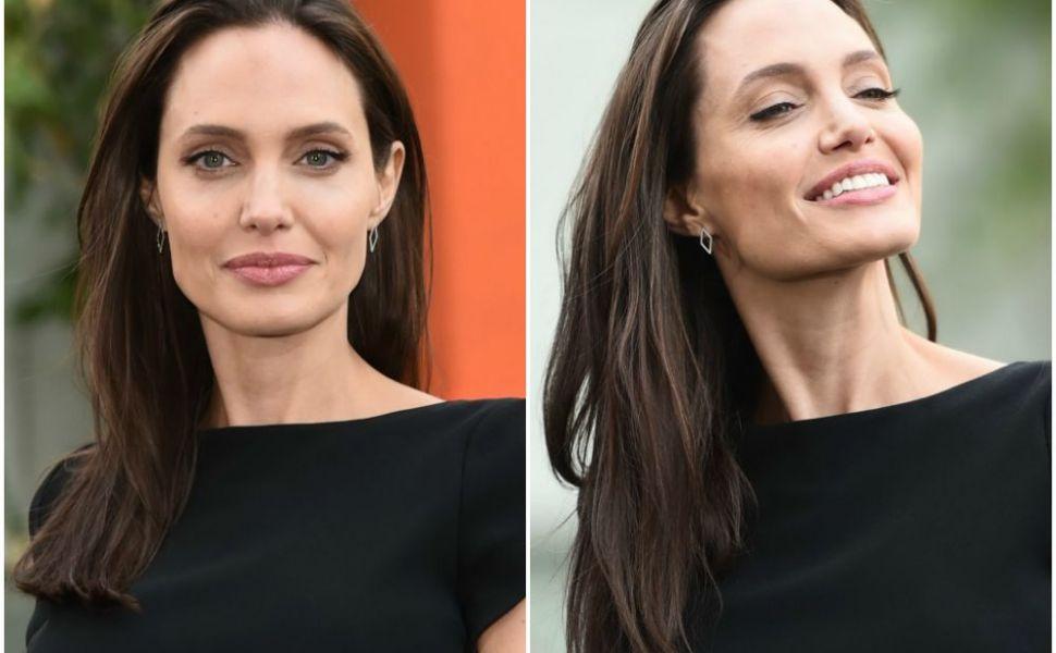 Aparitie rara pentru Angelina Jolie alaturi de copiii ei. Cat de mari au crescut mostenitorii cuplului Brad-Jolie