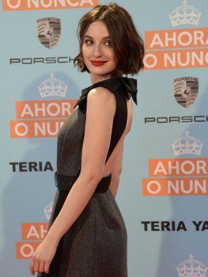 """Maria Valverde din """"Tres Metros sobre el cielo"""", la 6 ani de la premiera filmului. Cum arata Babi acum"""