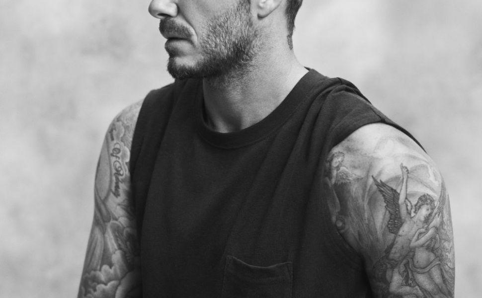 Adevarul despre David Beckham. Cum arata unul dintre cei mai sexy barbati inainte de a filma o reclama: FOTO din culise