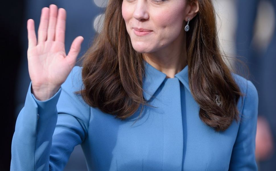 Prima aparitie publica a lui Kate Middleton din acest an. Cum a aparut Ducesa si de ce toata lumea s-a uitat la ochii ei