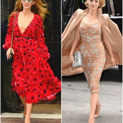 Blake Lively nu mai are rivala in lumea modei la Hollywood. Tinutele care au transformat-o in cea mai admirata vedeta