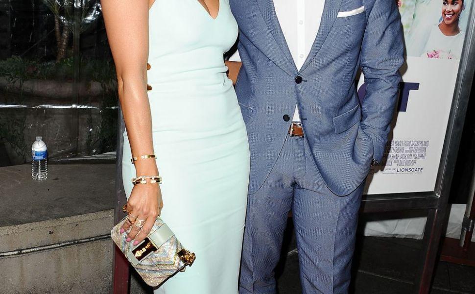 Jennifer Lopez, alaturi de iubitul ei la un eveniment monden. Cat de sexy s-a afisat vedeta, intr-o rochie mulata