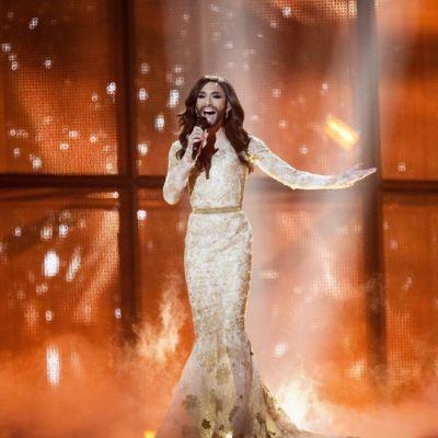 Poze recente. Cum arata acum Conchita Wurst, cel mai controversat participant de la Eurovision