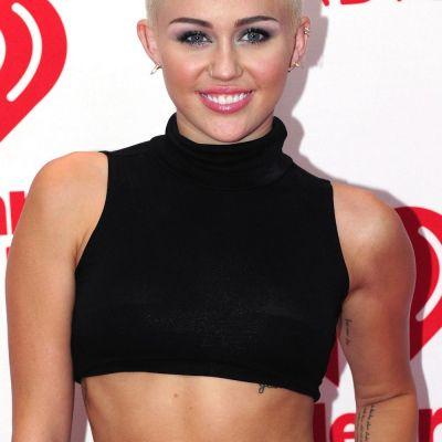 Miley Cyrus, detalii intime despre primul ei sarut:  A fost destul de memorabil