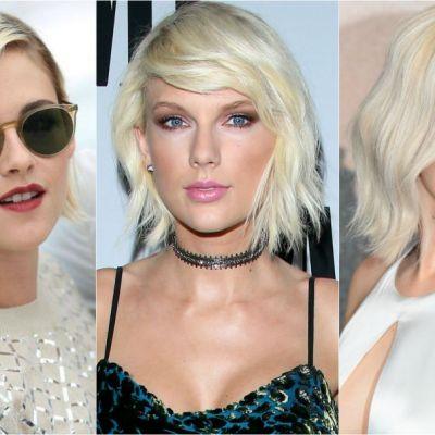Icy bob - cel mai nou trend in materie de hairstyle. Cum sa te tunzi si sa te vopsesti ca sa fii in tendintele verii