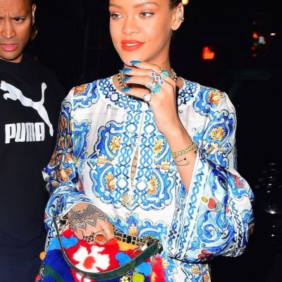 Toate privirile s-au oprit asupra ei: Rihanna, o explozie