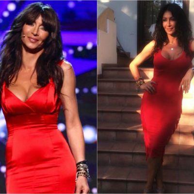 Cel mai sexy corp din Romania? Dovada ca rochiile mulate stau cel mai bine pe... Mihaela Radulescu :)